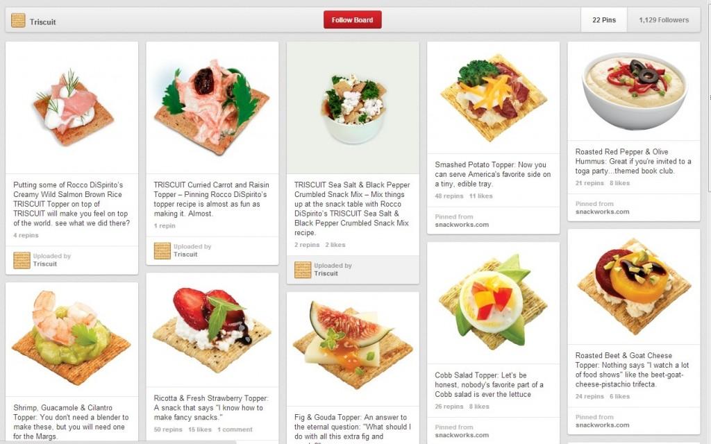 triscuit recipe creations