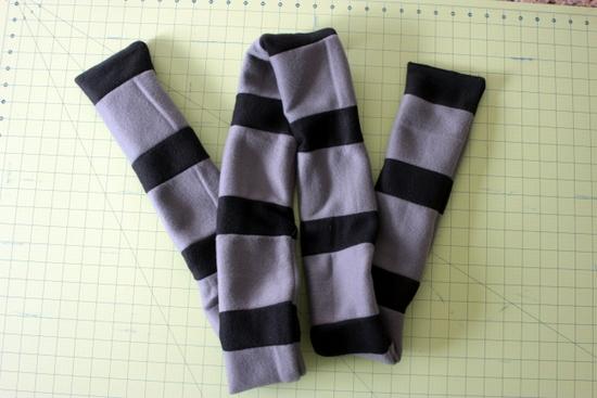 gru scarf pattern