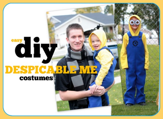 despicable me costume tutorial