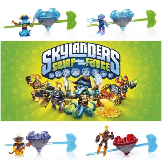 skylanders spinners