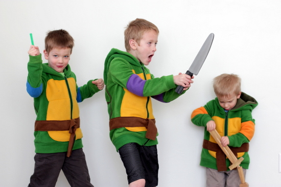 boys diy costumes
