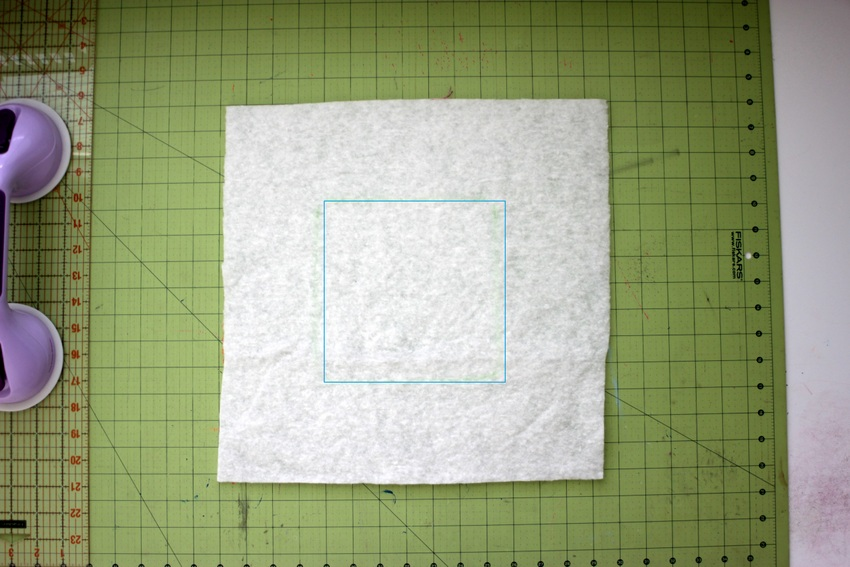 quilting with batting