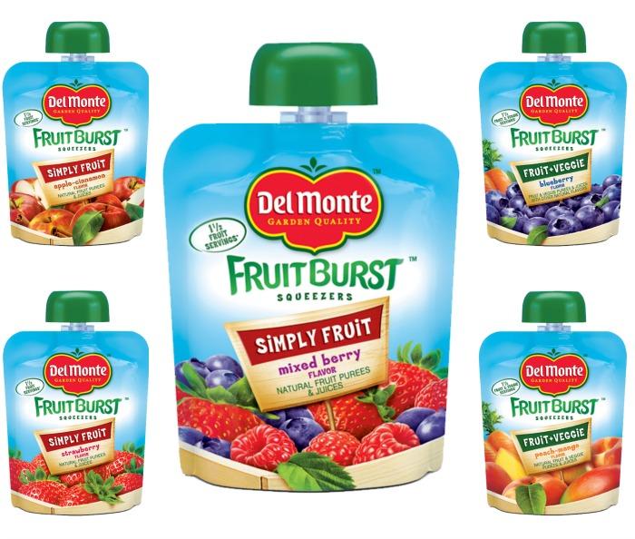 Del Monte Fruit Bowls Del Monte Fruit Burst