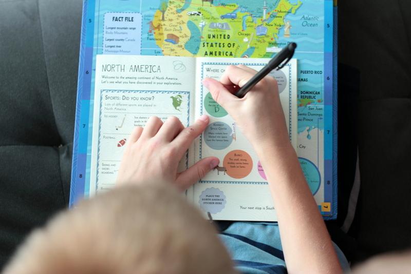 geography homeschool curriculum