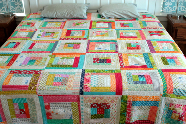 qayg quilt finished tutorial