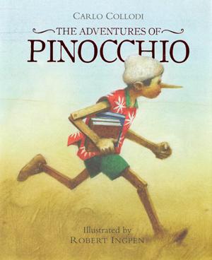 pinocchio robert ingpen
