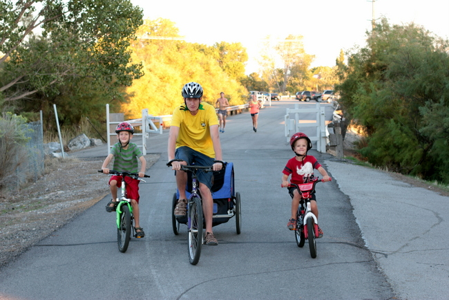 bike helmets for family