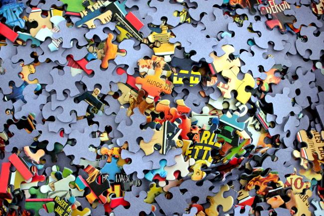 white mountain jigsaw puzzles