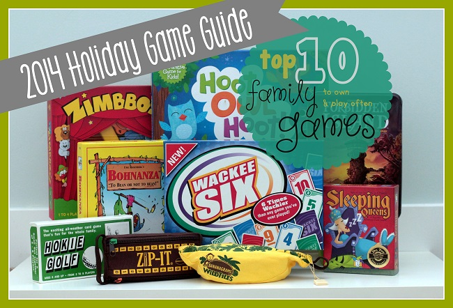 holiday game guide