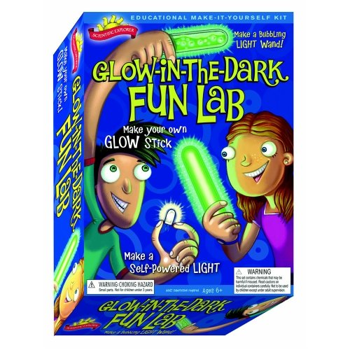 glow in the dark fun lab
