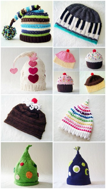fiddlestyx studios knitting hat patterns