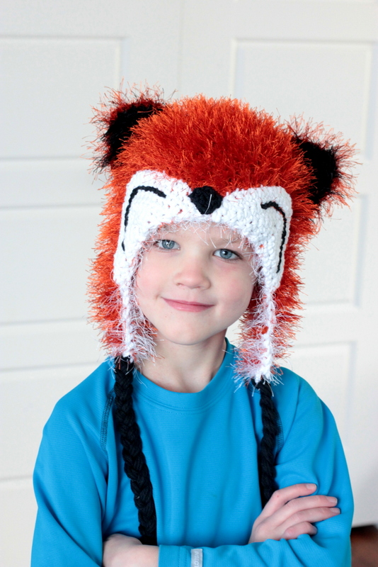 crochet animal hat pattern