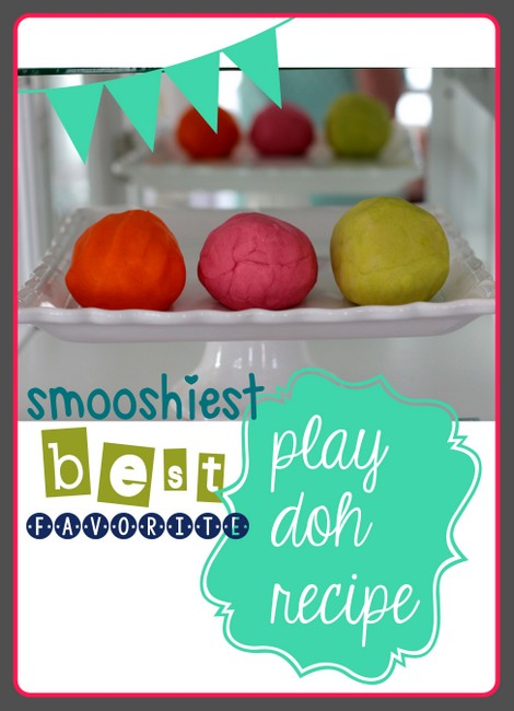 best playdoh recipe