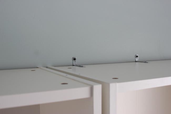 Diy Built In Bookshelves Ikea Billy Hack