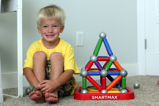 Thumbnail image for Smart Kids *REVIEW* SMARTMAX Build XXL