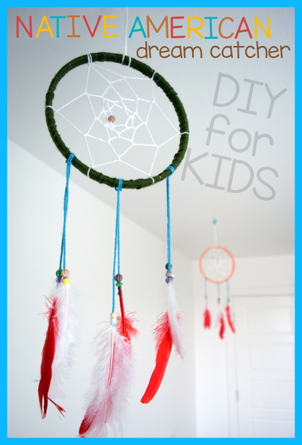 Thumbnail image for *TUTORIAL* Native American Dream Catchers
