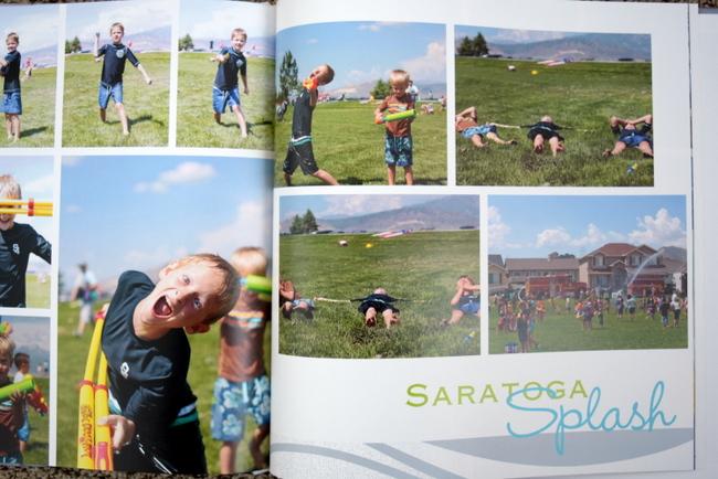 social media photo book