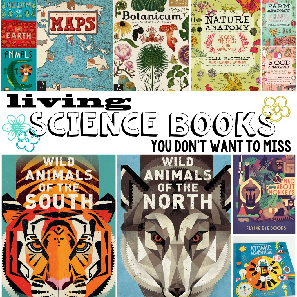 living science books