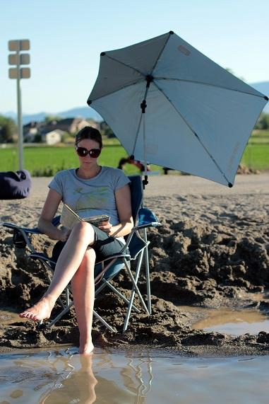 Sklz Sport Brella Beach Umbrella